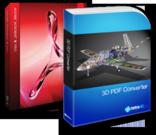 Acrobat X Pro und Tetra4D 3D PDF Converter