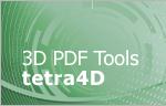 3D PDF Tools von Tetra4D
