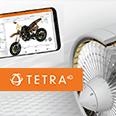 Neu: Tetra4D SP2 & Reader